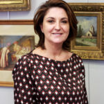 Valérie Tixier, restauratrice d'oeuvres graphiques